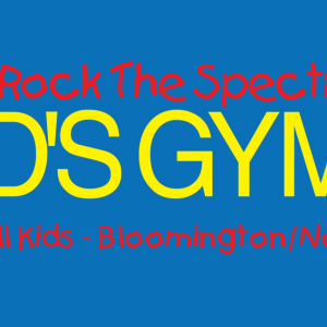 We Rock the Spectrum Kids Gym Bloomington Normal