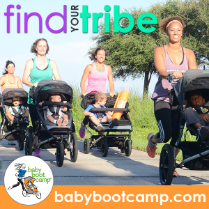 Baby Boot Camp- Asbury Park & Neptune: Baby Boot Camp