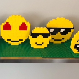 Emoji LEGO Workshop ~ Ages 4-8