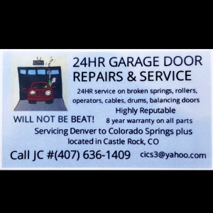 Front Range 24HR Garage Door Service & Repairs