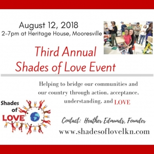 Third Annual Shades of Love FREE Event