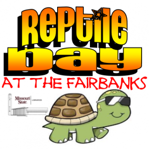Things to do in Springfield, MO for Kids: Reptile Day at the Fairbanks, The Fairbanks