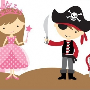 Things to do in Fullerton, CA: Princesses & Pirates Camp