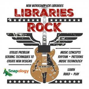 Red Bank, NJ Events: Libraries Rock Workshop: Rockin' Robotic