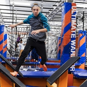 Train with American Ninja Warrior!