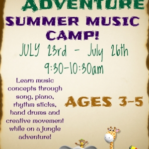Southern Monmouth, NJ Events: Jungle Adventure Summer Camp!