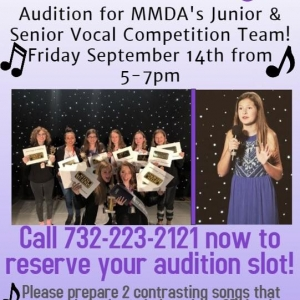 Southern Monmouth, NJ Events: Vocal Competition Team Auditions