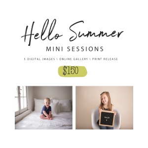 Things to do in Crystal Lake, IL for Kids: Studio Mini Sessions! , Anne Carroll Photography