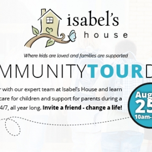 Things to do in Springfield, MO for Kids: Community Tour Day at Isabel's House, Isabel's House