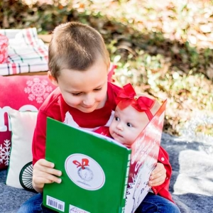 Christmas Story Mini Sessions
