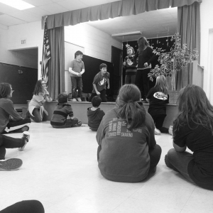Things to do in Troy, MI for Kids: Acting and Improv Workshop, Acting Out Kids Community Theatre