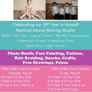 Southern Monmouth, NJ Events for Kids: Open House Fun Fest