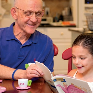 Things to do in Mansfield-Attleboro, MA for Kids: PJ Library New Year's Grandparents Tea, JCC Greater Boston