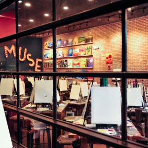 Muse Paintbar - Manchester
