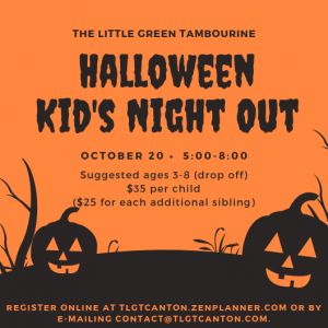West Hartford-Farmington Valley, CT Events: Halloween Kid's Night Out