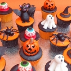 halloween themed cupcake wars ages 8