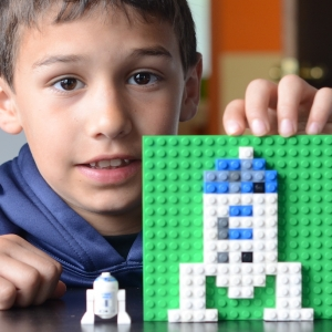 Things to do in Red Bank, NJ for Kids: Adventures with LEGO ® Star Wars Workshop, Snapology