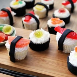 Teen Iron Chef-Candy Sushi at Loveland