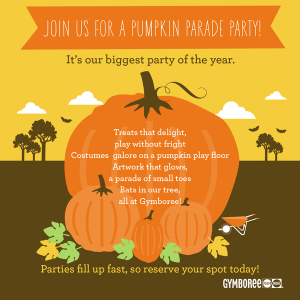 Red Bank, NJ Events: Gymboree Costume Parties