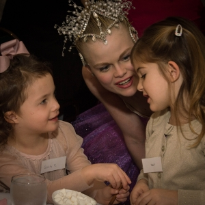 Cleveland Southeast, OH Events for Kids: The Sugarplum Fairy Tea