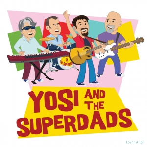 Things to do in Southern Monmouth, NJ for Kids: Silly, Spooky Halloween: Yosi & The Superdads, Algonquin Arts