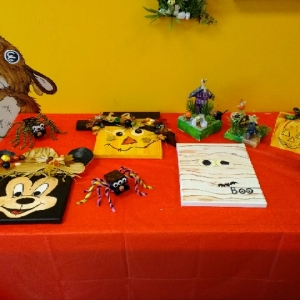 Charleston, SC Events: PARENTS NIGHT OUT-Art SPOOKTACULAR Party