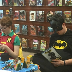 Distant Planet Comics and Collectibles