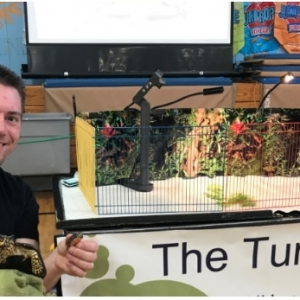 Things to do in Bergen County South, NJ for Kids: The Turtle Show with Steve Woyce, Rutherford Public Library