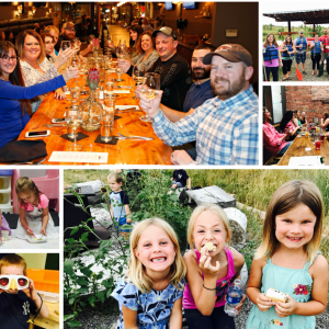 Billings, MT Events: White & Red Wine Dinner w/ Childcare