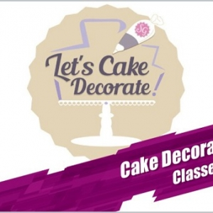 Let's Cake Decorate