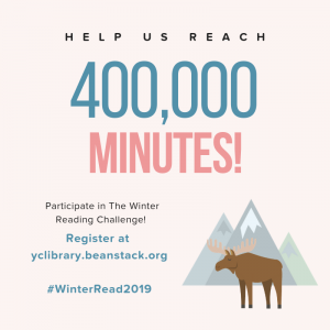 Totally Cool Winter Reading Challenge