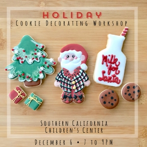 Things to do in Burbank, CA: Holiday Cookie Decorating Workshop