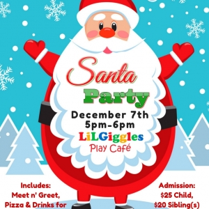 Party with Santa