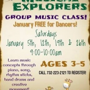Southern Monmouth, NJ Events: Musical Explorers!