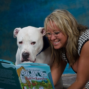 Pit Bull Adventures Childrens Book Series