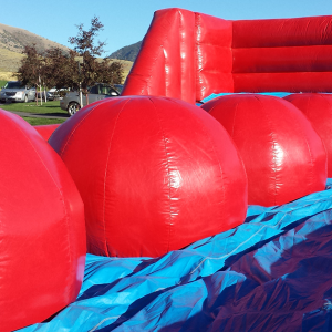 Things to do in South Tampa, FL: The Great Inflatable Race