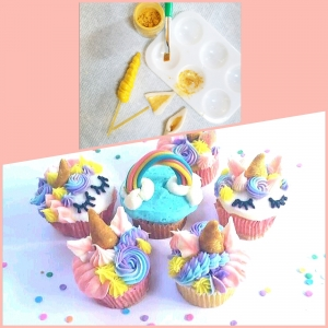 Things to do in Worcester, MA: ***SOLD OUT*** Unicorn Cupcake Decorating Class