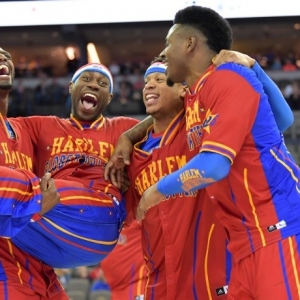 Things to do in Albany-Troy, NY for Kids: Harlem Globetrotters, Times Union Center