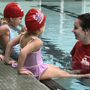 Swim Lessons (Ages: 3months +)