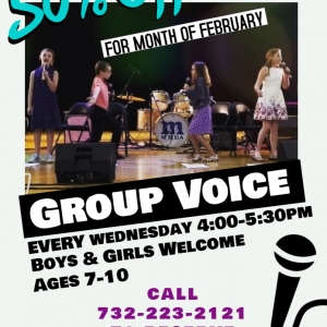 Southern Monmouth, NJ Events: 50% OFF Group Voice!