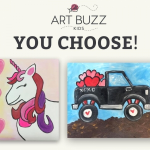 Things to do in Southern Monmouth, NJ: Kids Choose Your Painting!