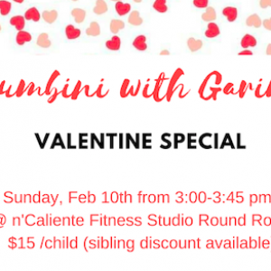 Things to do in Round Rock-Georgetown, TX: Zumbini Valentines Party