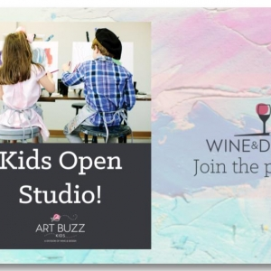 Southern Monmouth, NJ Events: Kids Open Paint- No School!
