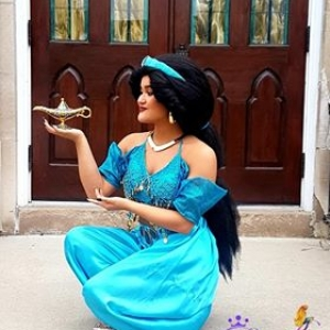 Fishers-Noblesville, IN Events: Tea with Princess Jasmine