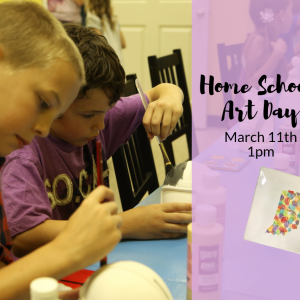 Fishers-Noblesville, IN Events: Home School Art Day