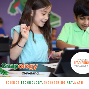 Snapology of Cleveland: STEAM Camps (ages 4-7 & 8-12)