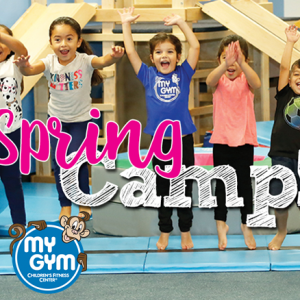 Things to do in Summit-Basking Ridge, NJ for Kids: Spring Break Camp My Gym New Providence, My Gym New Providence