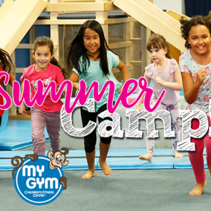 Things to do in Summit-Basking Ridge, NJ for Kids: Summer Camp at My Gym New Providence, My Gym New Providence