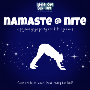 Madison, WI Events: Namaste @ Nite: A Pajama Yoga Party