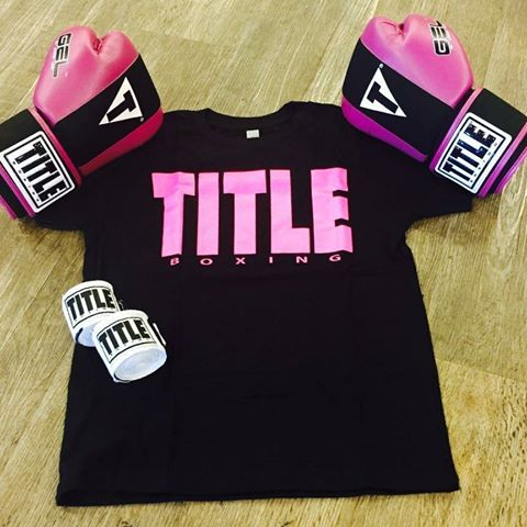 TITLE Boxing Club - Myrtle Beach